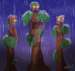 Trees by 1Toto1
