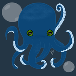 Mortimer The Octopus by Gothalla123