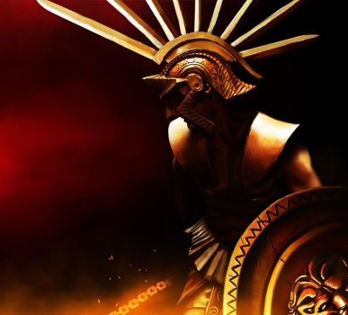 Ares by Konnee