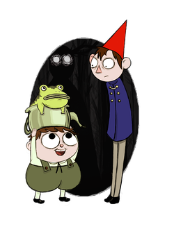 Over the Garden Wall by 1kornygrrl