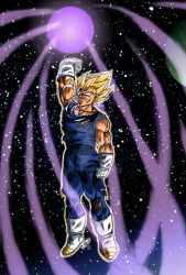 Vegetas new attack by BK-81