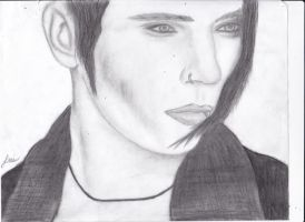 Andy Biersack by FlyingColors68
