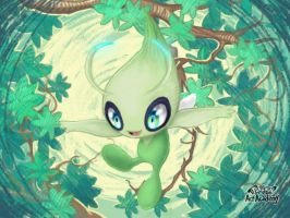 Celebi by ArkaniaNEO