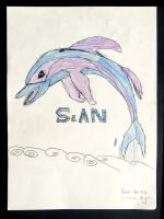 Sean Yeh - 5th grade by DH-Students-Gallery