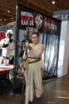 Rey was photo bombed by JMCosplay