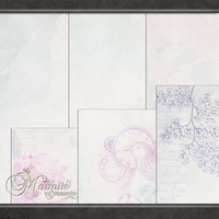 Vanity Fair Paper Pack by DaydreamersDesigns