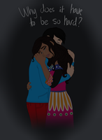Everything Keeps Us Apart by MaddGirlz3761