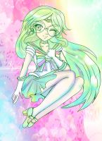 CE: Sailor Chartruse by Danielle-chan