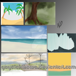 Background Practice by Kaiserglanz