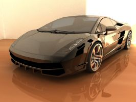 Lamborghini Gallardo by 4DY