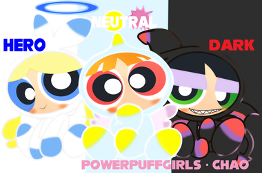 PPG and CHAO by j5ajj
