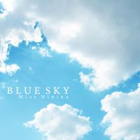 Blue Sky by Miss-NiNiNa