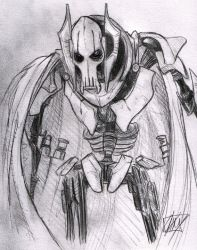 General Grievous by yunni