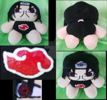 Itachi Chao by A-chan--Creations
