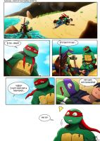 Raphael - Part of That World (PART 14) by TurboTails06
