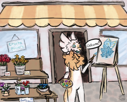 Cheeta flower's - Shop closed! by Finding-The-Key
