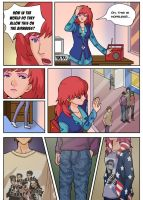 Jem Fan Comic - Not so glamorous life - page 13 by mandygirl78