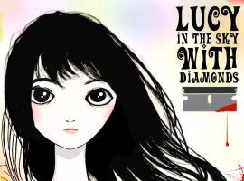 Lucy in the Sky with Diamonds by madewithsadness