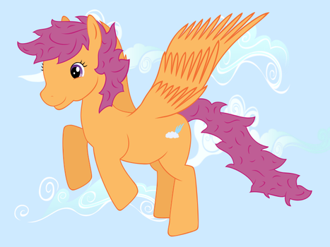 Like all pegasi by silberhase