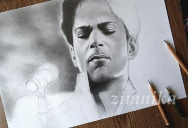 Prince. Work in progress by zimnika7