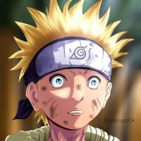 Naruto Color version Chapter 1 by JT-MangaKA