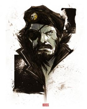 Big Boss by E-Mann