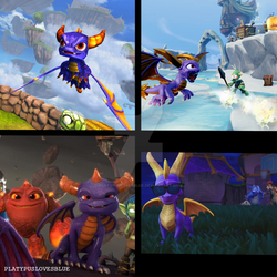 spyro, is this loss? (PART 3) by PlatypusLovesBlue