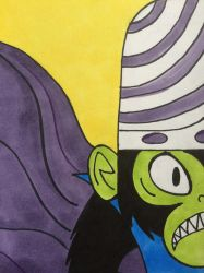 Mojo Jojo- copics  by Timelord909