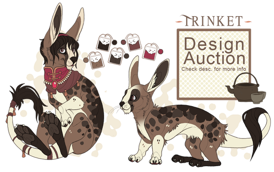 Trinket Design Auction [CLOSED] by Plumbeck
