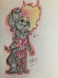 Aura (OC) :AT: by CharCharRose131