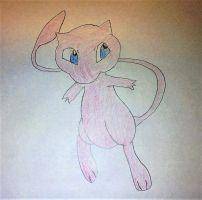 Mew by SuperSmash6453