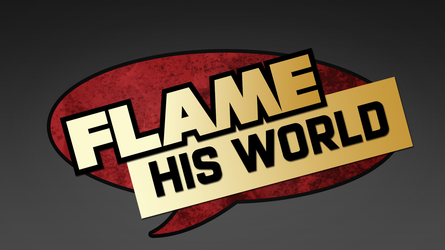 FlameHisWorld 2018 Forces Logo by FlamingClaw
