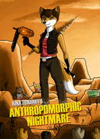 Anthropomorphic Nightmare by Fiidchell