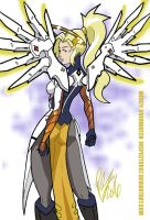 Mercy: Overwatch by Inspector97