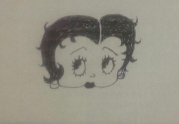 Betty Boop! by iamanimegirl12