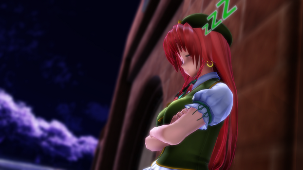 Meiling as always? by Arlvit