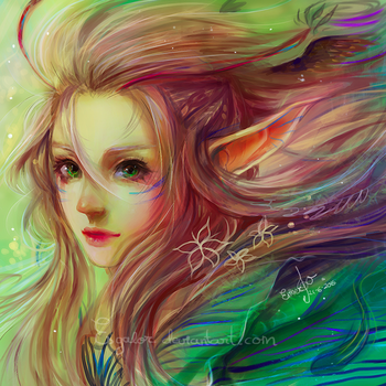 Fairy by Esgalor