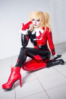 Harley Quinn by KaylaErinOfficial