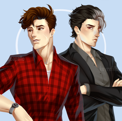 JJ Bros by soapallo