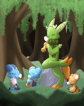 Buggo Camp 101- Chummy Music by Oakstormftw