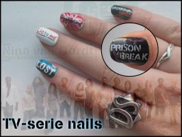 TV- serie nails by Ninails