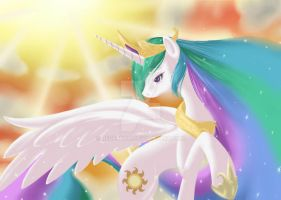 Princess of the Sun by Beefcrow