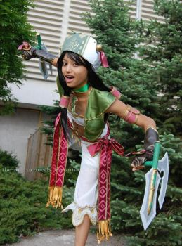 Clumsy Talim SC4 by the-mirror-melts