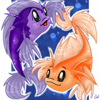 Koi Fish by torquoise