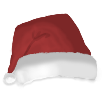 Santa Hat by Hicka01