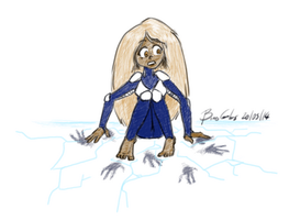 May 20th: The Thin Ice by pro-mole