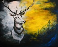 Deer by Milana87