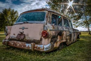 '56 Ford by FabulaPhoto