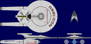 USS Marco Polo AU Multi-View by captshade