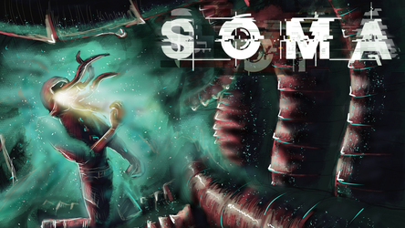 Soma [YouTube Thumbnail] by Dyceus